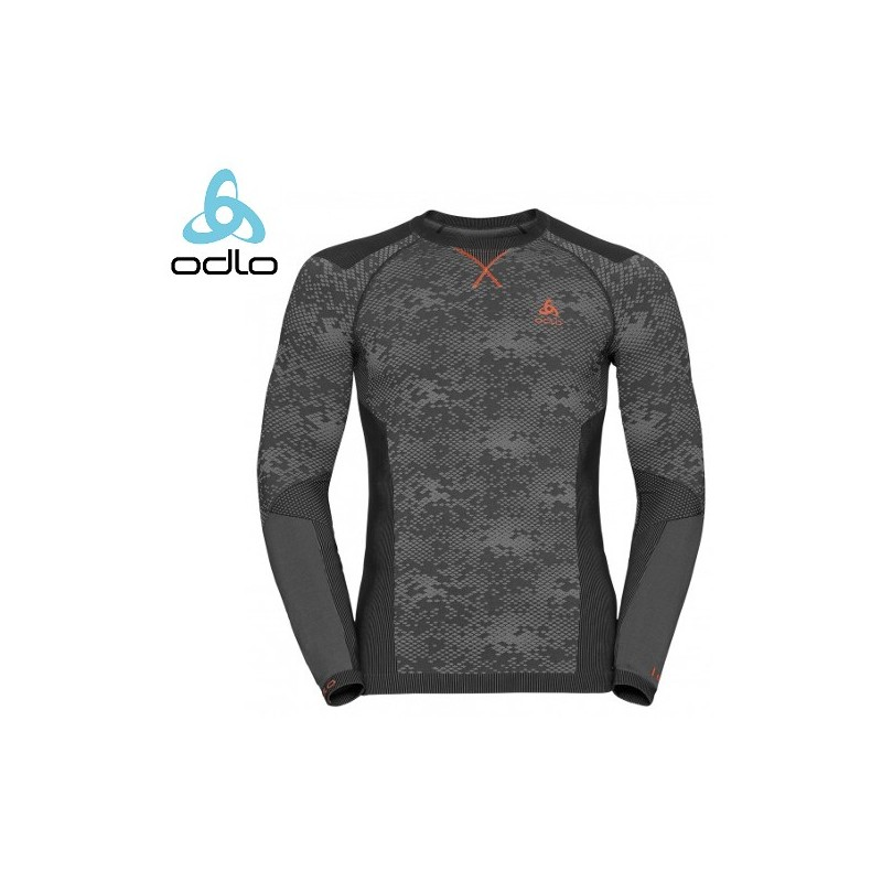 Camiseta térmica Blackcomb Evolution Warm Man - Odlo 7cdc815f56d31